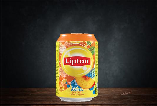 Lipton Ice Tea Şeftali Aromalı 330 Ml