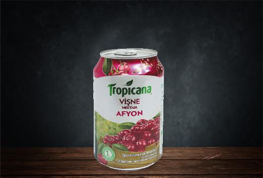 Tropicana Vişne Nektarı Kutu 330 ml